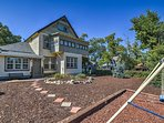 Built in 1894, this beautifully remodeled home is situated in a historic neighborhood less than a mile from downtown...