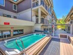 Your Breckenridge home-away-from-home has a community pool!