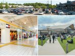 Shop many outlet malls in nearby areas