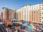 18-22 APR, National Harbor Resort forCherry Blossom Parade3BR Presidential Condo