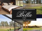 Loads of space and privacy at Bella Farm