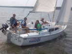 Book a sailboat excursion.