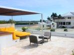 Top Terrace Lounge Area