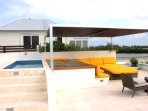 Top Terrace Pool Access View