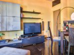 TV with more than 300 channels with sony stereo system