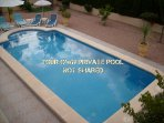 YOUR OWN PRIVATE POOL