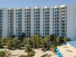 The Palms Of Destin is located in the heart of Destin