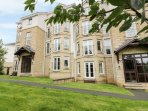 CYGNET VIEW, open plan layout, pet friendly, cosy accommodation, in Melrose, Ref