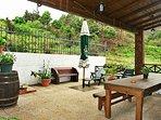 Casa Los Castaños Terraza Casa en Medio del Bosque en Tenerife Norte