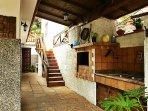 Casa en Medio del Bosque en Tenerife Norte Casa Los Castaños Barbacoa