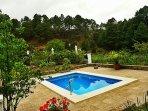 Casa Los Castaños Piscina y Vistas Casa en Medio del Bosque en Tenerife Norte