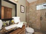Beautiful Bathroom in 3rd Bedroom
