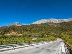 Parque Natural Sierra de Grazalema, senderismo de lujo, a 2km de Casa-Molino: El Molino del Pandero