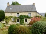 A rural retreat in central Brittany, sleeps 6