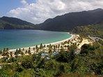 Maracas beach - 40 mins drive