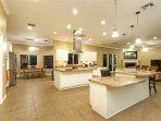 Indoors, Kitchen, Room, Floor, Flooring