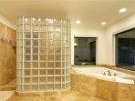 Bathroom, Indoors, Tile, Room, Furniture