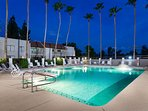 Pool, Resort, Swimming Pool, Water, Chair