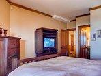 Snowbird 406 Master Bedroom