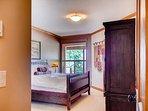 Snowbird 406 Masterbed Room
