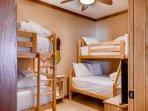 Snowbird 406 Bunk Room