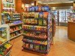 Resort convenience store!