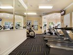 Stay Fit Using The Community Gym