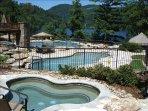 Bear Lake Reserve pools at the Lake Club