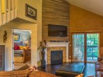 A remodeled, open-concept living space with high-end amenities and tasteful decor welcome you inside this Steamboat...