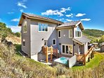 This home provides an ideal Park City location and accommodations like no other home in the area.