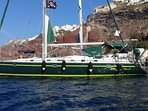Upon request enjoy the amazing sailing trip in the Caldera, Volcano and Hot Springs