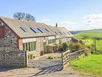 CREAGH DHU, family friendly, country holiday cottage, with open fire and WiFi