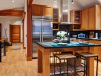 all stainless appliances