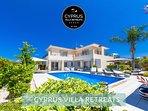 Luxury 4Bed VILLA CHIARA (sleeps 10) Heated Pool & Hot-tub Walk to Local Town