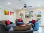 Ground Level Recreation Lounge