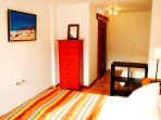 Comfortable en-suite accommodation