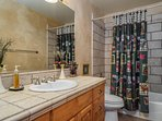 Upper Full Bath