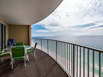 Twin Palms 2104-Private Balcony