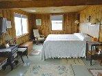 2nd Floor Bedroom with King