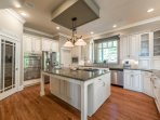 A kitchen to make any Chef Drool