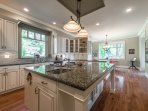 Keep drooling, you could cook anything in this kitchen