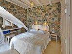 Bedroom on ground floor(type 2-one bedroom villa)