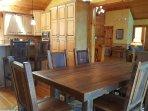 TRV Dining Room, Kitchen, Living Room