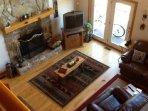 Living Room Overhead View