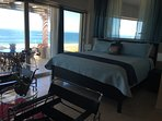 Master Bedroom. Ocean view.