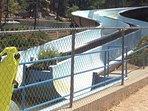 Lake Gregory Water Slide