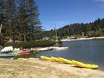 Lake Gregory Canoe & Kayak Rentals