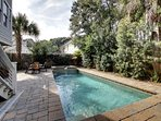 Take a Swim in Your Private Pool