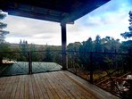 View of Wombat State Forest from 3rd bedroom