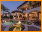 Reunion Resort 19 - villa with pool, game room and home theater near Disney